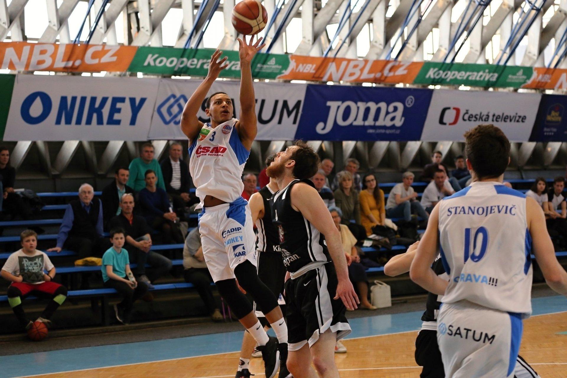 Basketbalisté NH Ostrava nepostoupili do předkola play-off, sezóna pro ně končí