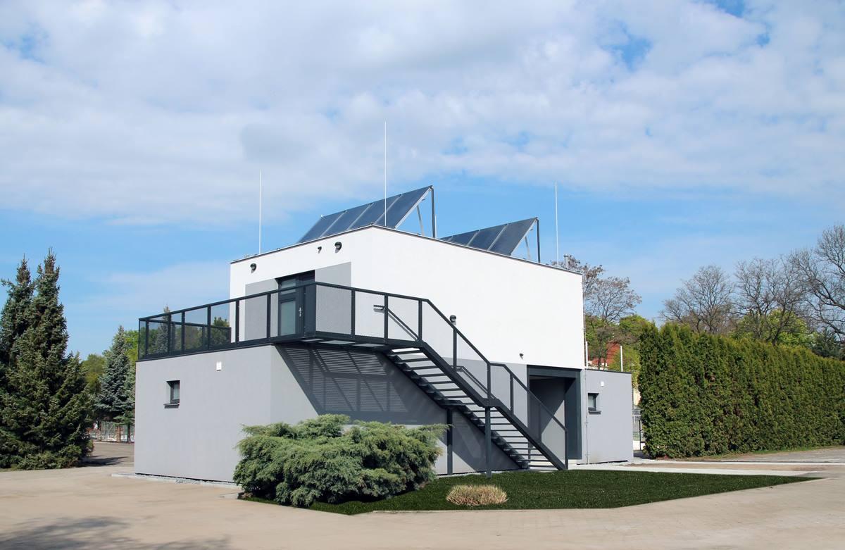 Skupina ČSAD Ostrava investuje do modulárních staveb