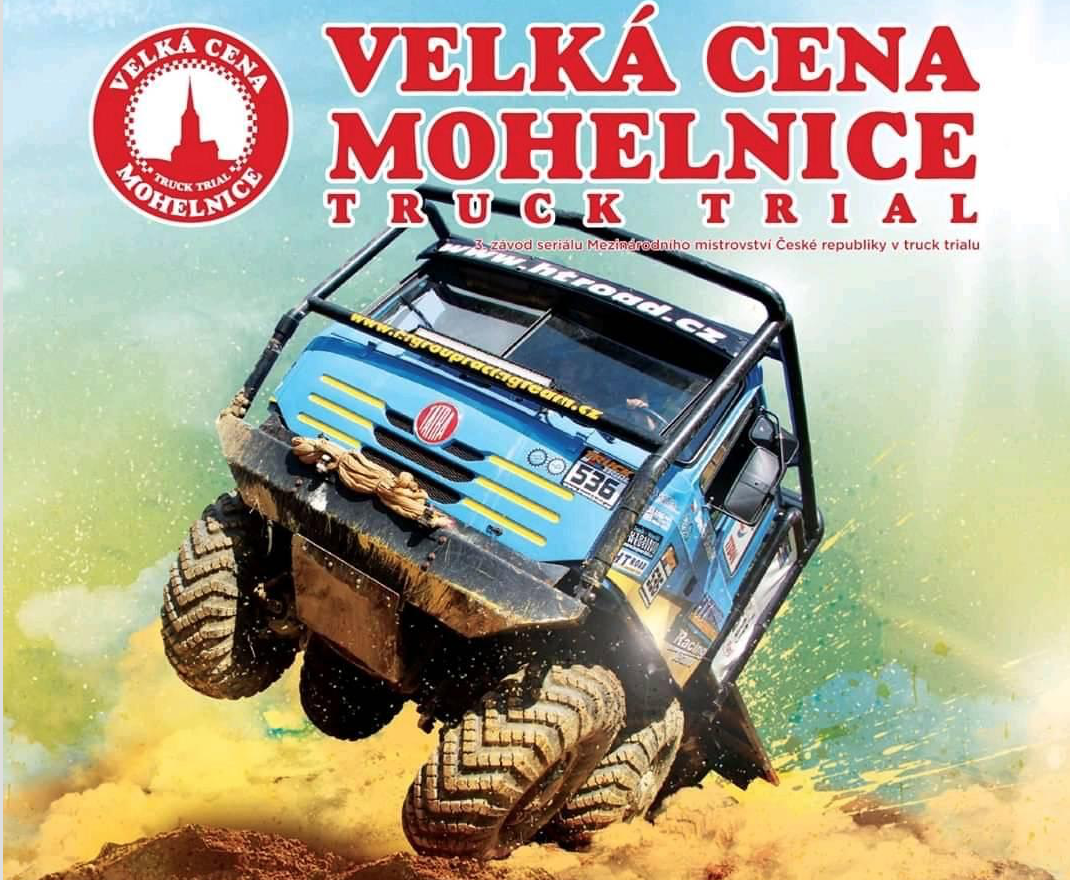 VELKÁ CENA MOHELNICE TRUCK TRIAL 2019